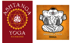 Ashtanga Logos with Ganesha